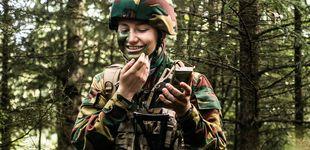 Post de Una soldado llamada Elisabeth de Bélgica: el vídeo de la heredera barriendo y disparando
