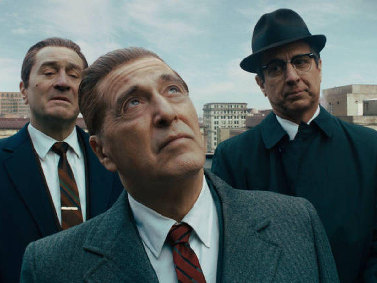 Foto: Fotograma de 'El irlandés'. (Netflix)