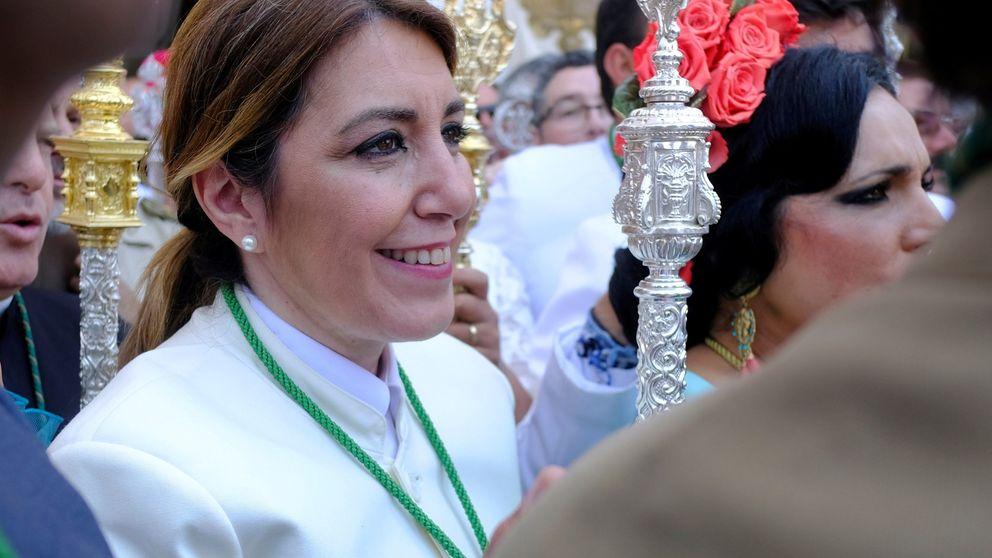 Susana Díaz pacta un 'gesto firme' del presidente con la financiación autonómica