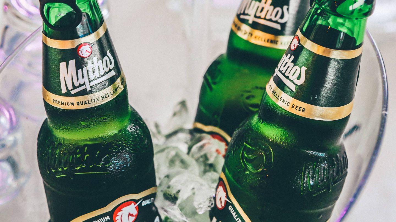 La cerveza en hielo, mejor con agua y sal.