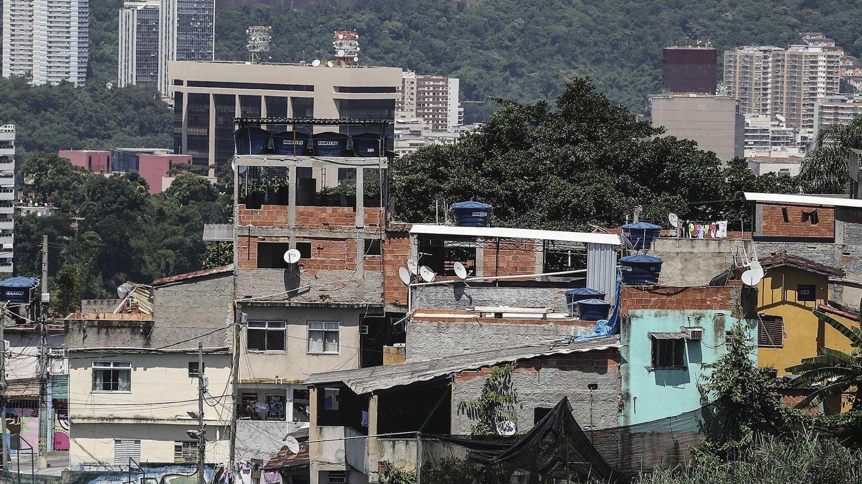 Favelas de Río de Janeiro, Brasil. (EFE)