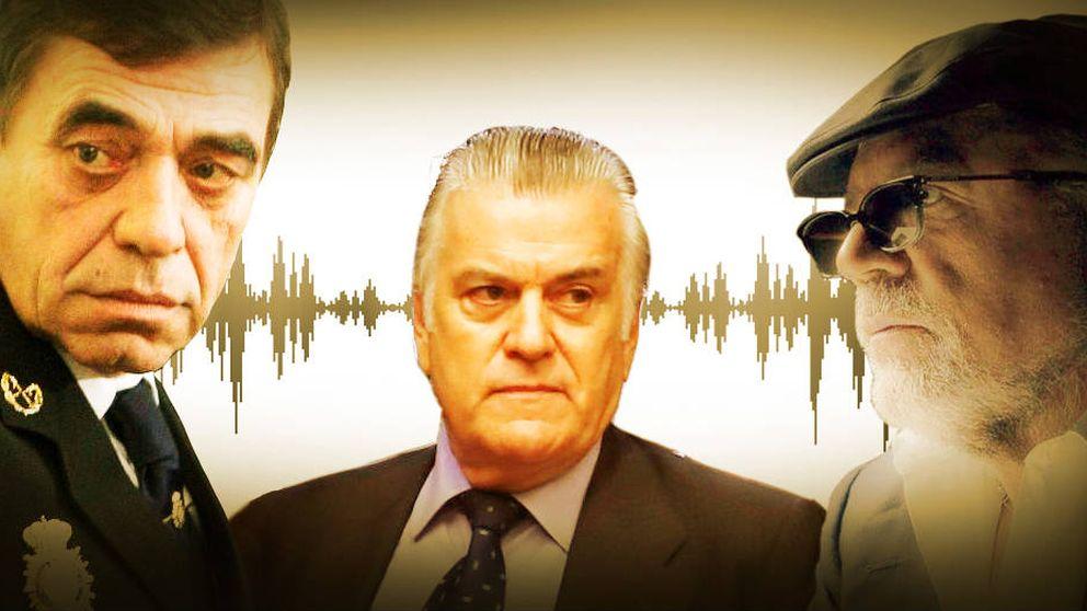 Bárcenas dice que su chófer tuvo 3 ocasiones para robar los papeles de la Kitchen