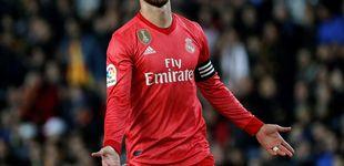 Post de La prioridad en el Real Madrid no es mejorar el contrato de Sergio Ramos