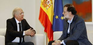 Post de El opositor venezolano Ledezma llega a Madrid y se reúne con Rajoy en Moncloa