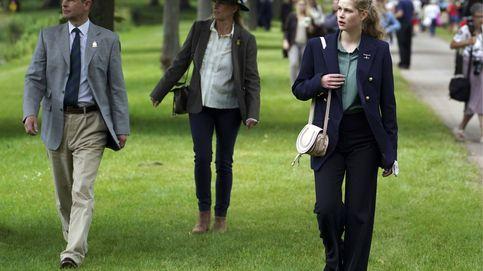 El tierno gesto de Lady Louise: look homenaje a su abuelo, el duque de Edimburgo