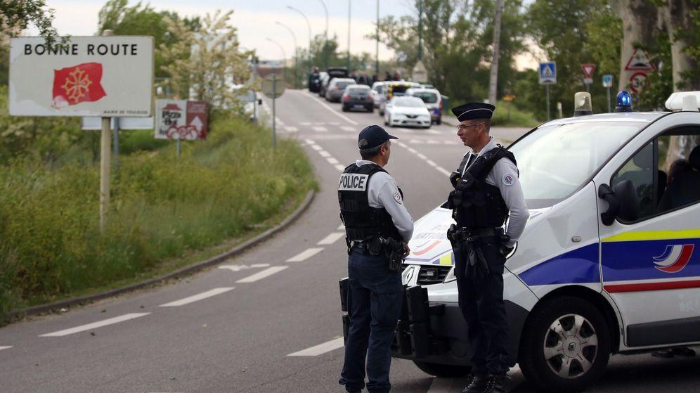 Foto: La policía francesa, en una foto de archivo. (EFE)