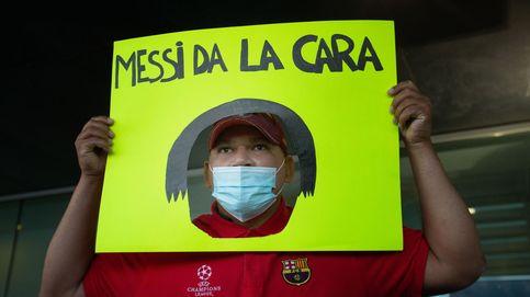 El Barça y el padre de Messi se reúnen, pero no llegan a ningún acuerdo