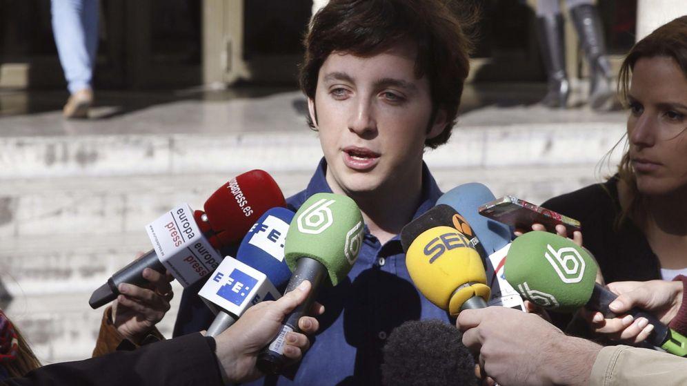 Foto: El joven Francisco Nicolás. (EFE)