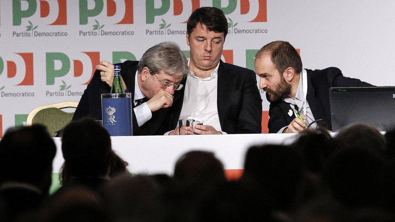 Renzi dimite como secretario general para intentar salvar a su partido