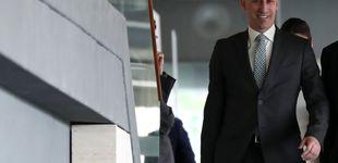 Post de Luis Rubiales, nuevo presidente de la Real Federación Española de Fútbol