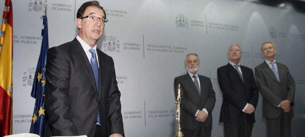 """Imputan al delegado del Gobierno en Murcia por """"prevaricación"""" urbanística"""
