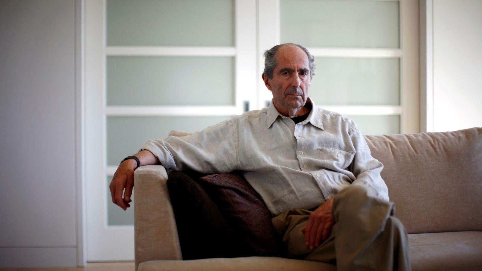 Foto: Philip Roth en Nueva York. (Reuters)
