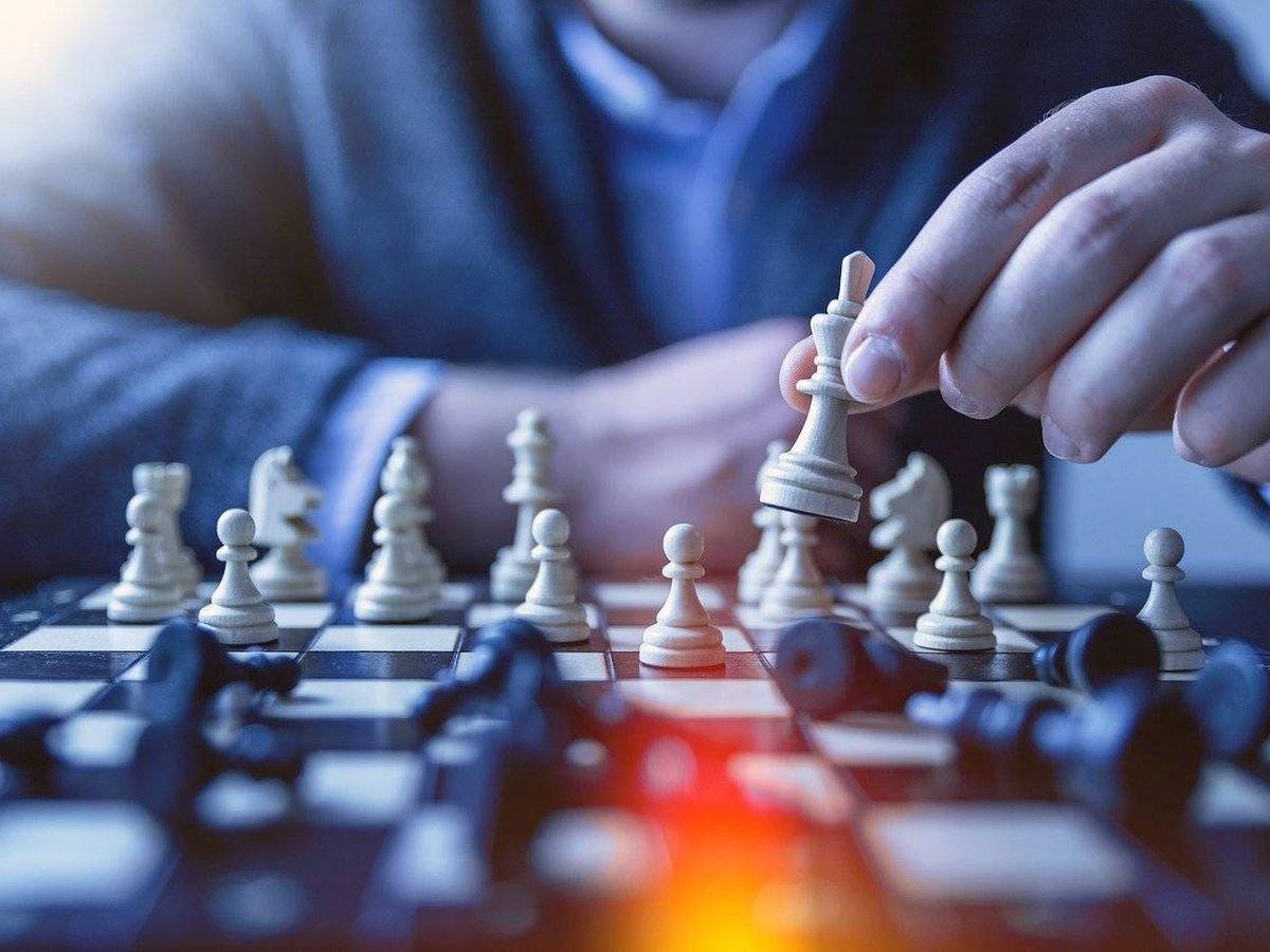Foto: Los tableros de ajedrez permiten jugar en cualquier parte (Foto: Pixabay)