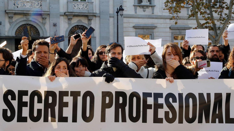 Más de 100 periodistas reclaman ante el TS respeto a su derecho al secreto profesional