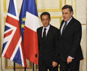 Brown y Sarkozy piden la creación de un impuesto mundial que grave los bonus de los banqueros
