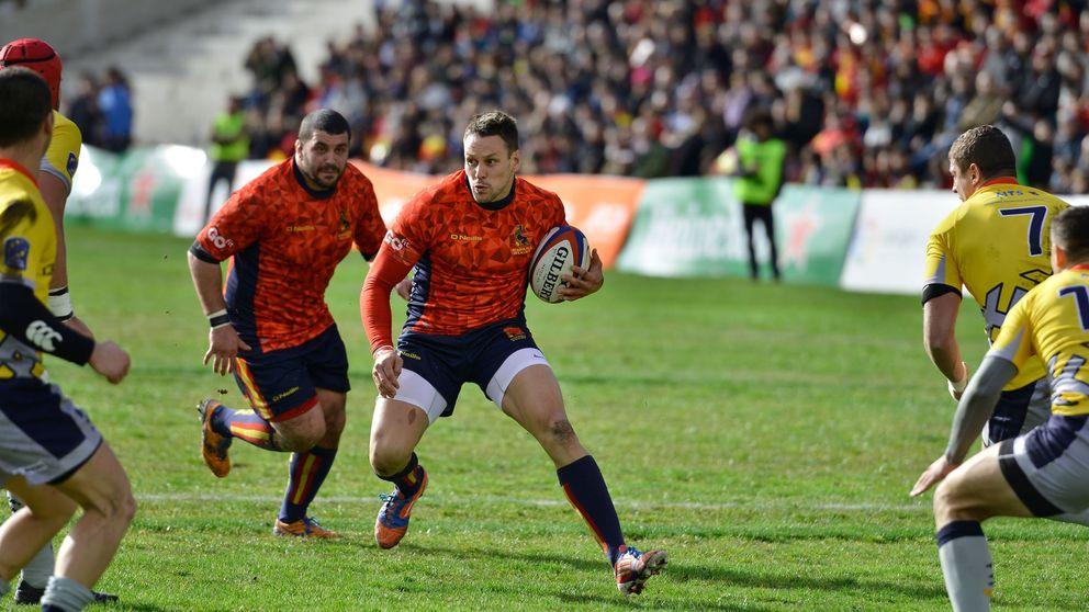 El rugby de España sólo necesita ser un 1% mejor, tan cerca y tan lejos