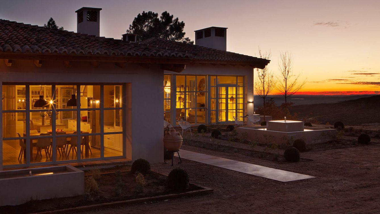 Foto: Quinta san Cayetano resume un nuevo concepto de casa de campo ecológica en la que se cuidan todos los detalles.