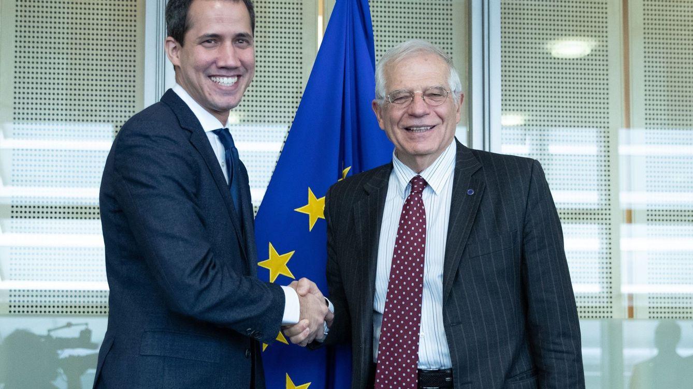 La UE mantiene a Guaidó como interlocutor para Venezuela y no reconoce las elecciones