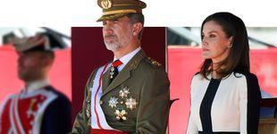 Post de Felipe de Borbón y Grecia y Letizia Ortiz, unos reyes sin tierras ni fincas