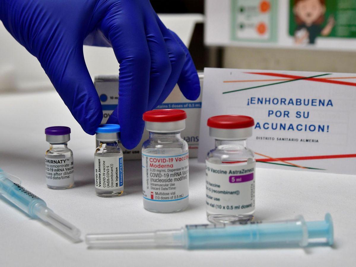 Foto: Foto de archivo dosis de vacuna contra el covid. (EFE)
