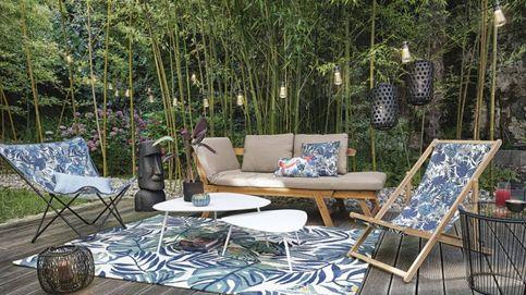 Decora tu terraza o balcón con la iluminación de Zara Home y Maisons du Monde