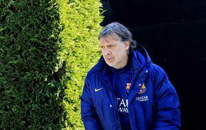 El Tata asimila el significado del Barcelona, no el de sus jugadores