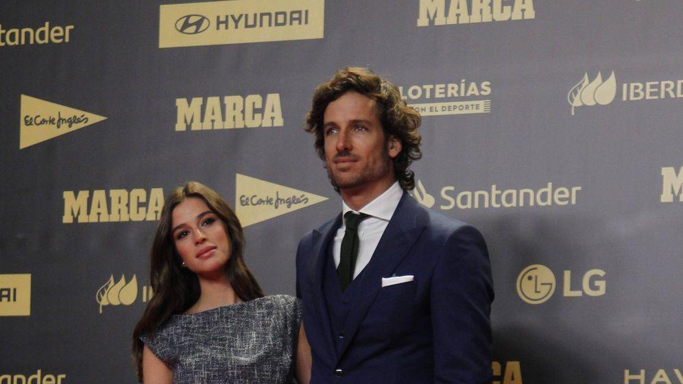 Foto: Sandra y Feli, felices. (CP)