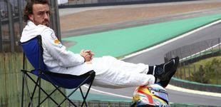Post de McLaren encara Brasil recordando una silla que es hoy más relevante que nunca