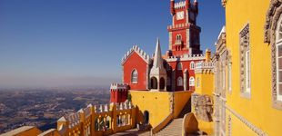 Post de Seis razones para enamorarte de Sintra, sobre todo en Navidad (es de cuento)
