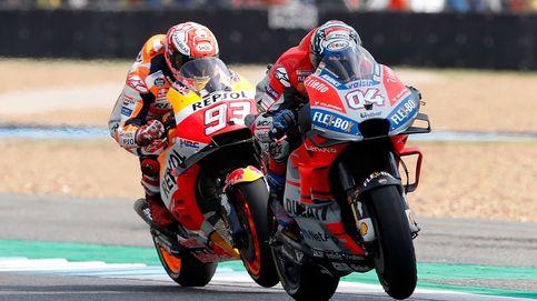 MotoGP en directo: Márquez, a un paso del título en el GP de Japón