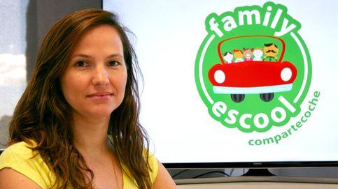 La idea española para compartir coche (y gastos) de camino a la escuela