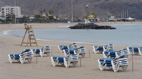El turismo encaja dos terceras partes de la destrucción total del PIB en España