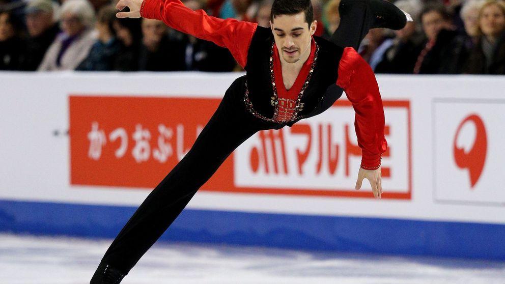 Javier Fernández, la estrella de los deportes de invierno y hielo en España