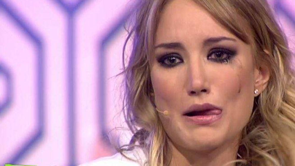 Alba Carrillo se derrumba al arrancar su entrevista en 'Hable con ellas'