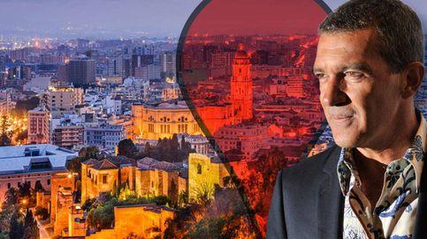 Antonio Banderas suma otro activo en Málaga: El Pimpi, su taberna favorita