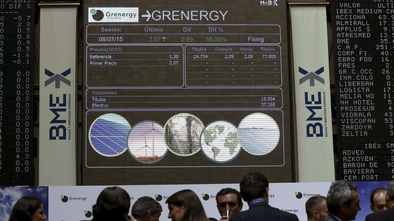 Grenergy coloca el 12,96% de su capital por 105 M para consolidar su plan de crecimiento