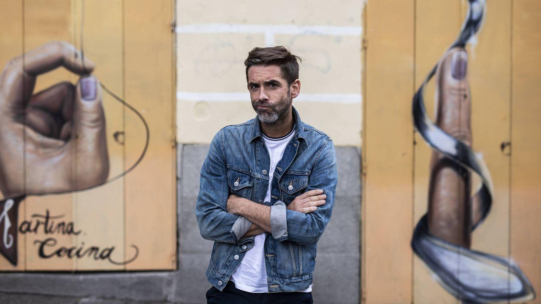 Foto: Entrevista a José Yélamo. (Alejandro Martínez Vélez)