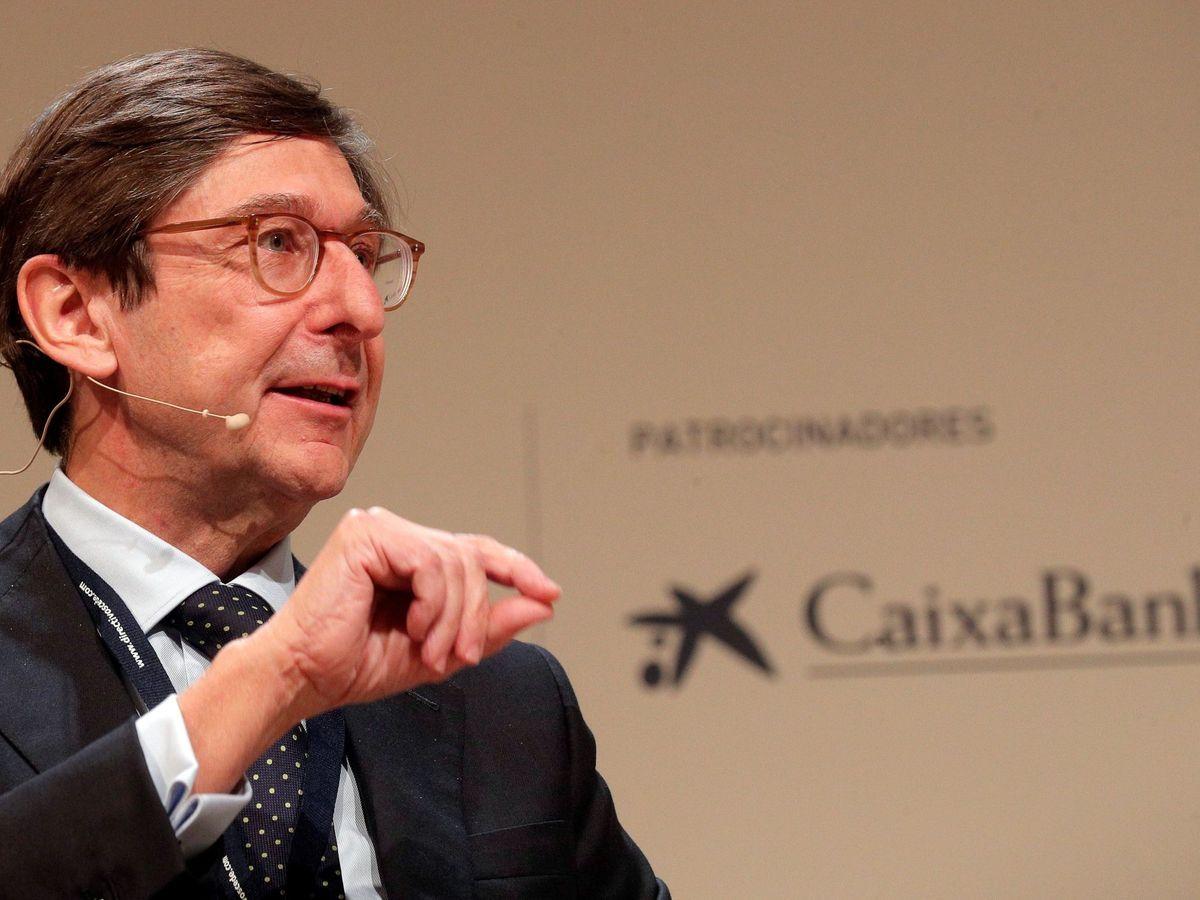 Foto: Presidente de Bankia, José Ignacio Goirigolzarri (EFE)