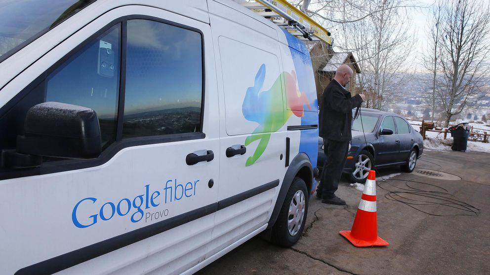 Problemas para Fiber: Google fracasa en su intento de convertirse en una operadora