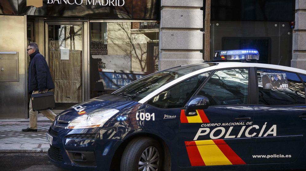 Foto: Antigua oficina de Banco Madrid. (Reuters)