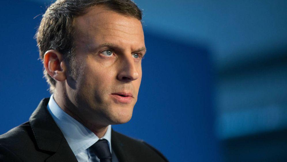 Foto: Emmanuel Macron en una imagen de archivo. (Gtres)