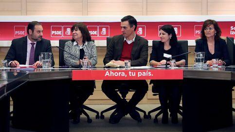 La dos del PSOE compara a Rivera con el fundador de la Falange y luego rectifica