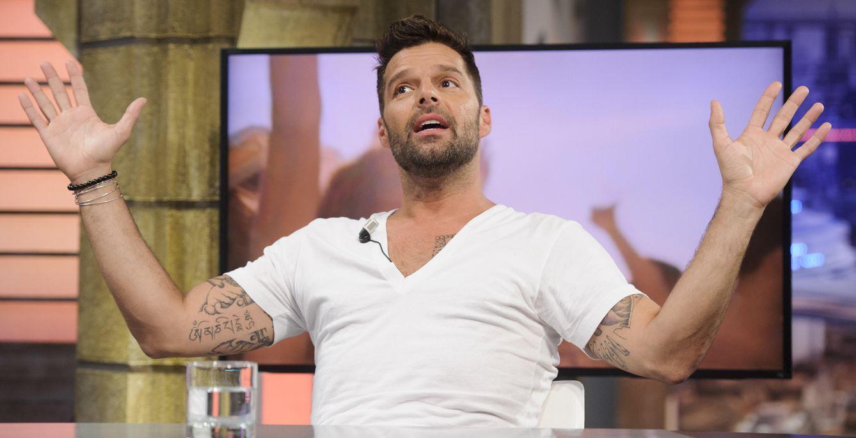 Foto: Ricky Martin (Gtres)