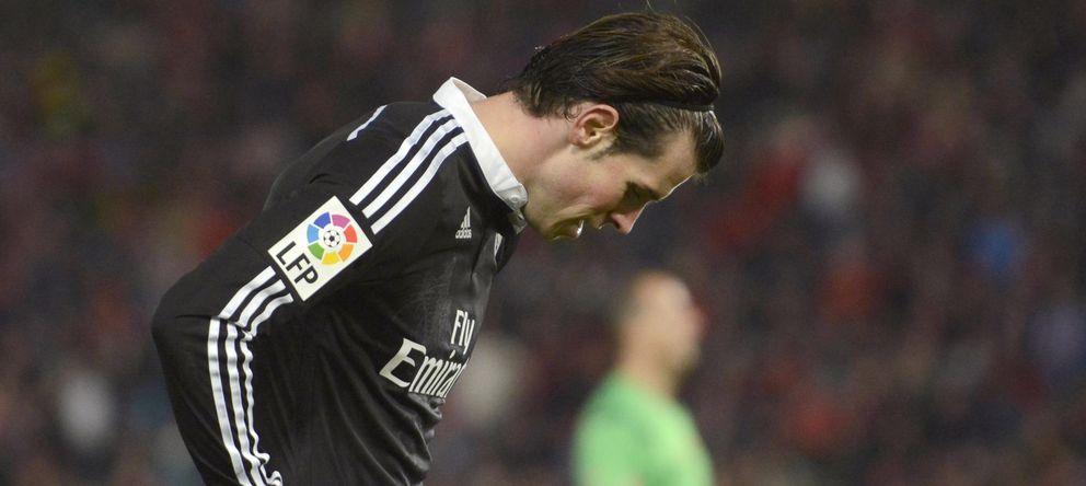 Foto: Gareth Bale durante el partido ante el Almería (Reuters).