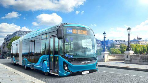 Iveco Bus E-Way, un bus eléctrico con autonomía récord
