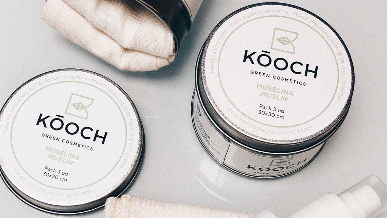 Muselina de Kóoch Green Cosmetics.