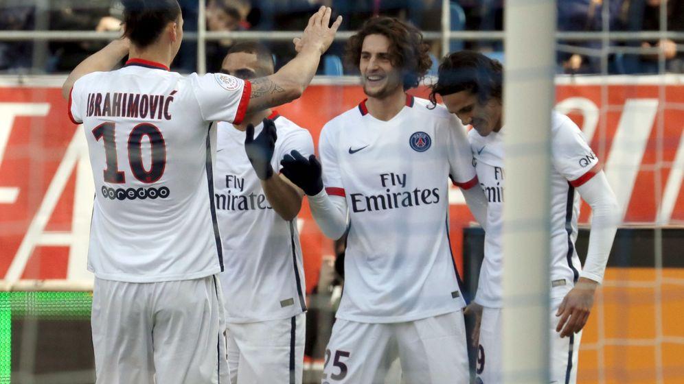 París Saint-Germain  El PSG arrasa al Troyes (0-9) y se convierte en ... 93adab74bfb18