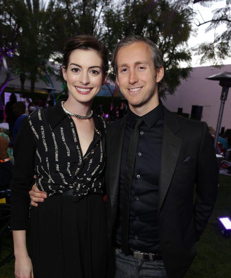 Anne Hathaway, Embarazada De Su Primer Hijo. Noticias De