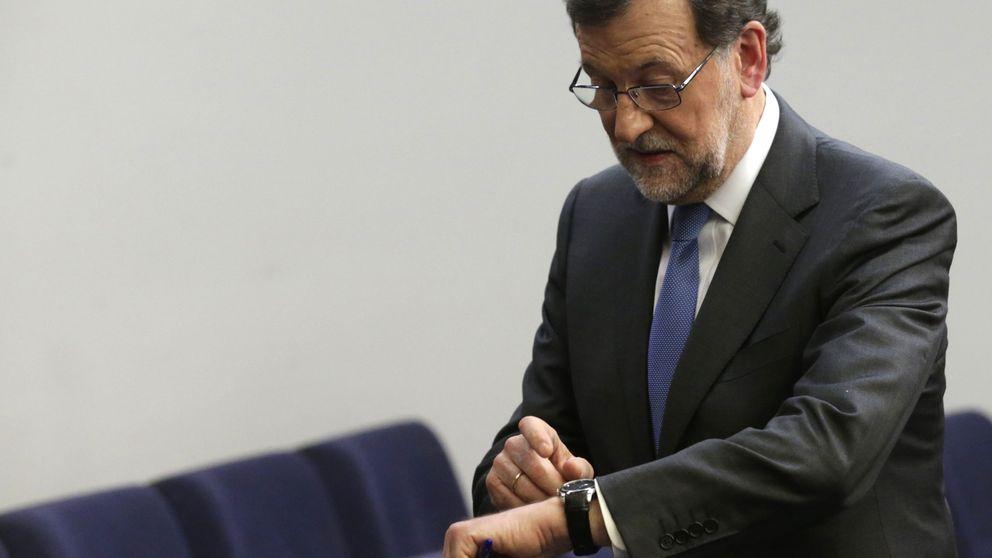 Rajoy se salva en la prórroga y coge aire para reclamar la gran coalición el 26-J