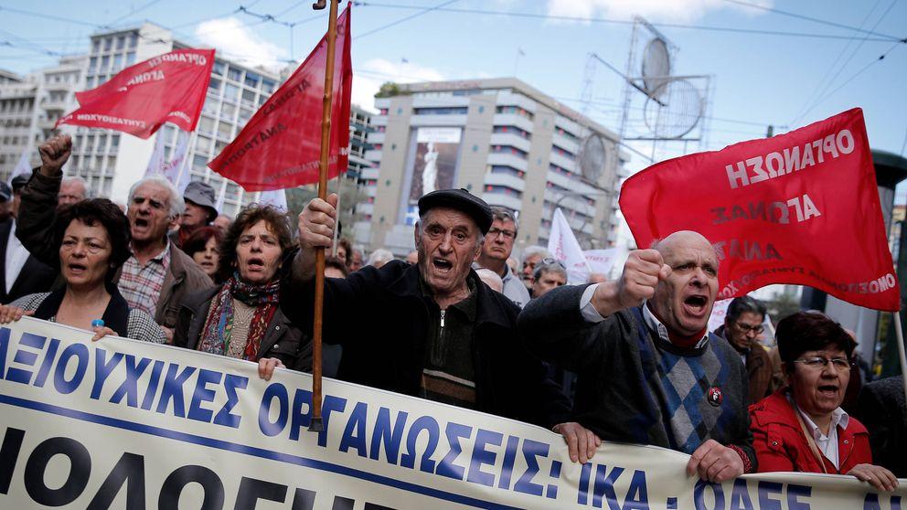 Alemania ha ganado casi 3.000 millones de euros con la crisis de Grecia